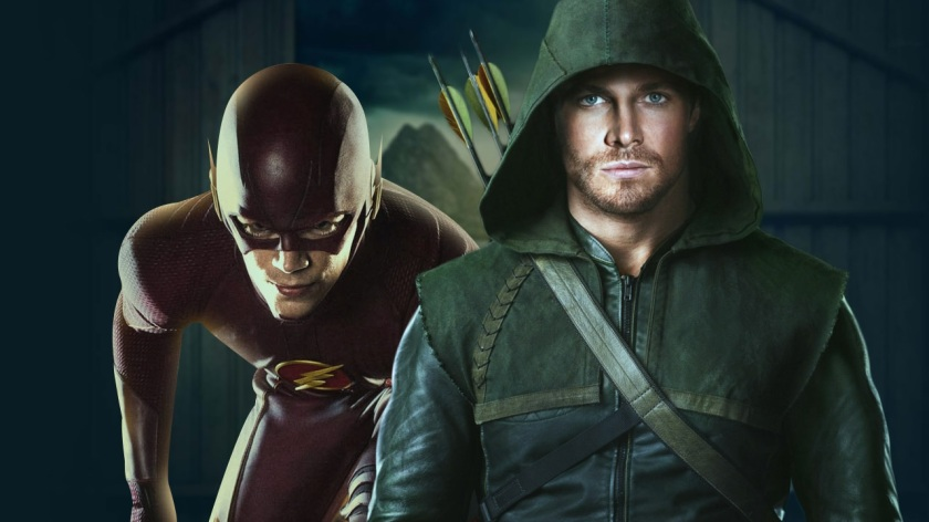 Arrow e The Flash