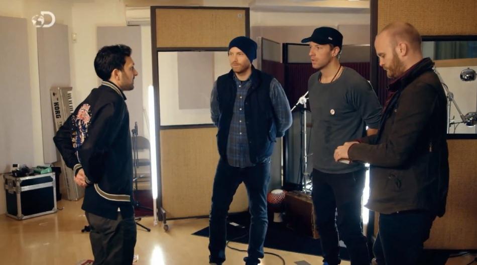 Dynamo - Coldplay