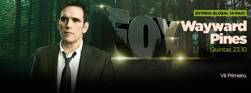 """""""Wayward Pines"""" com estreia global na FOX"""