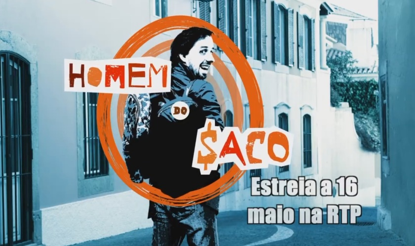 """""""O Homem do Saco"""" estreia sábado na RTP1"""