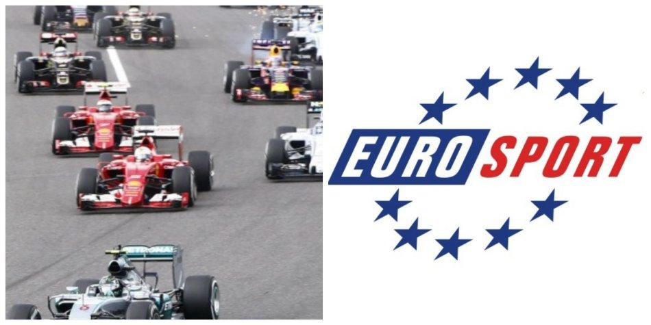 Eurosport garante Fórmula 1 em Portugal até 2018