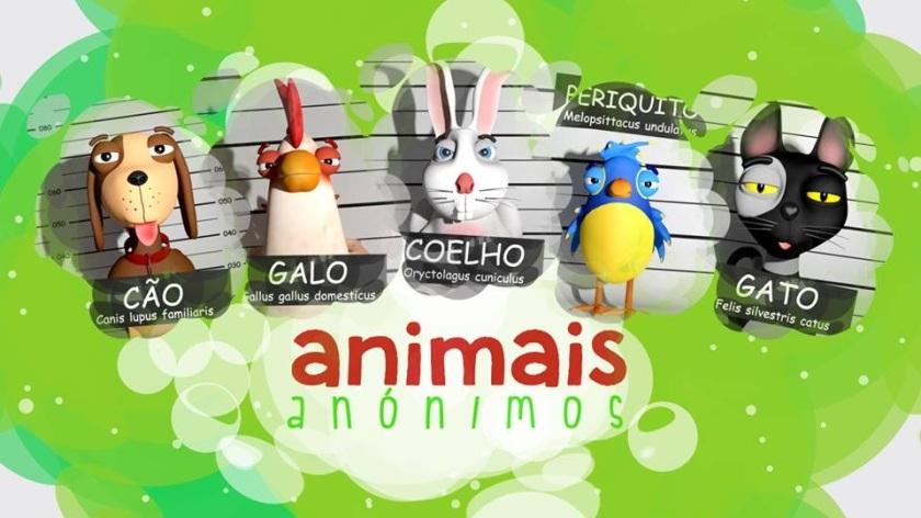 Animais Anónimos - RTP