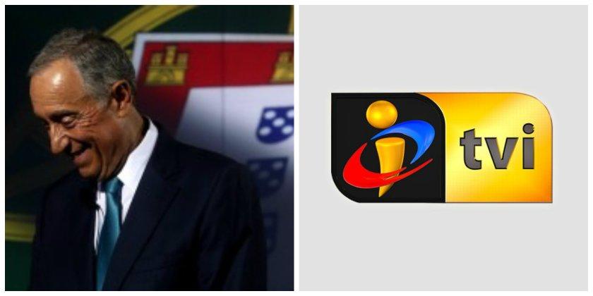 Marcelo Rebelo de Sousa deixa o espaço semanal de comentário na TVI
