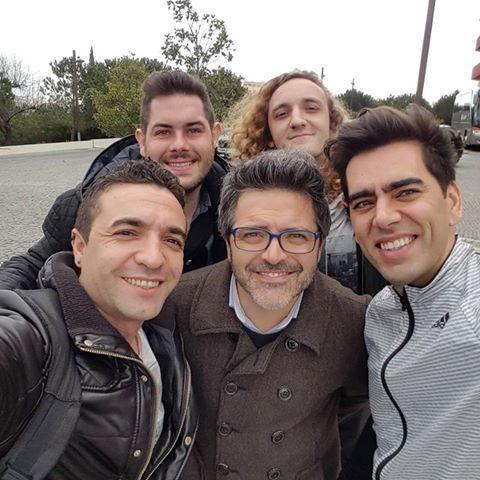 """Pedro Fernandes está de regresso ao """"5 Para a Meia-Noite"""""""