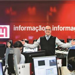 Octávio Ribeiro, da CMTV arrasa RTP, TVI e Manuela Moura Guedes