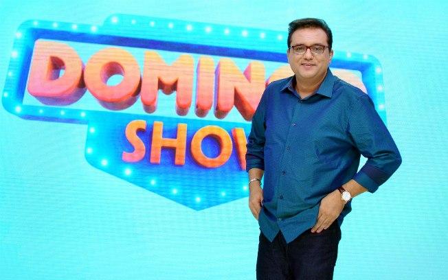 Geraldo Luis: TV Record quer antecipar a renovação do contrato com oapresentador