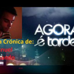 """""""Agora é Tarde"""": Crónica N0.3 – A Eurovisão"""