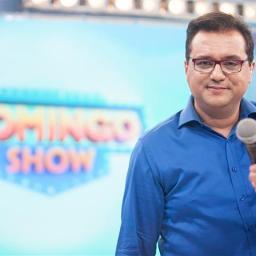 """Domingo Show"": TV Record perdou Geraldo Luis"