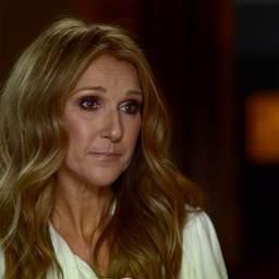 Ontem, Celine Dion levou o público às lágrimas com o filho no palco