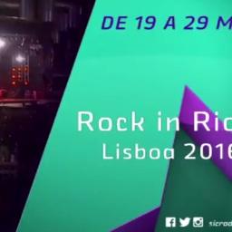 Rock in Rio Lisboa em alta definição na SIC Radical Full HD