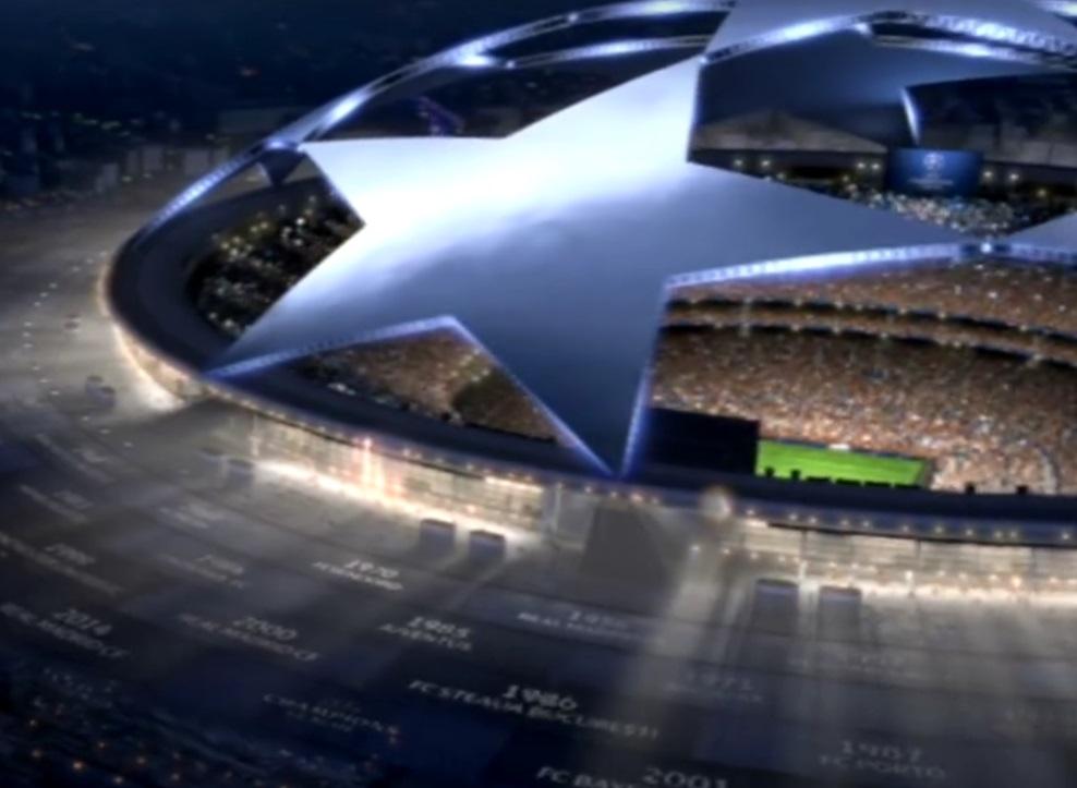 Final da Liga dos Campeões naRTP1