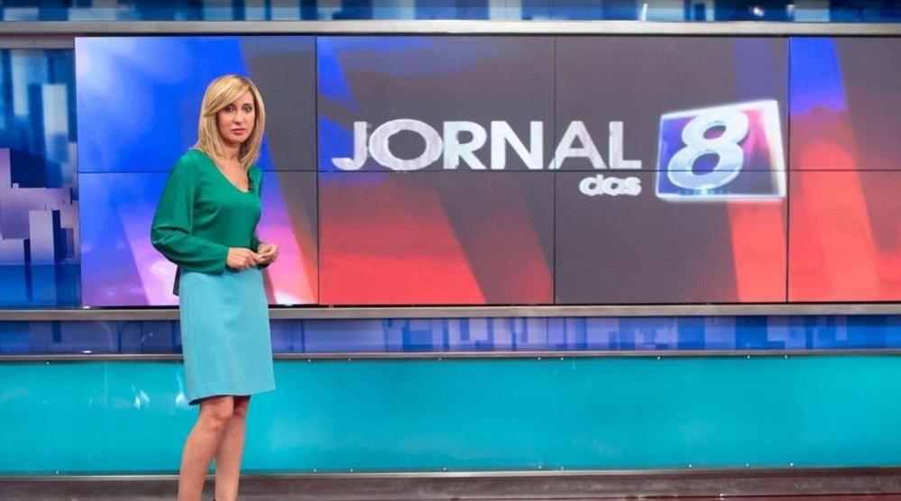 """""""Jornal das 8"""", da TVI, regista o seu piorresultado"""
