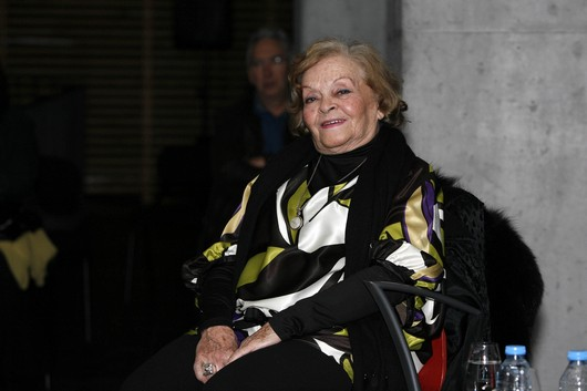 Drama: actriz Maria José deu uma queda perigosa e tem vários problemas desaúde