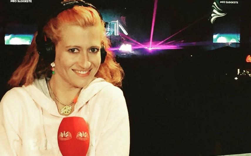 Joana Latino sem preconceitos! | Media&TV – VOX POPTV