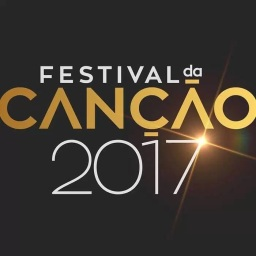 """Finalistas do """"Festival da Canção 2017"""""""