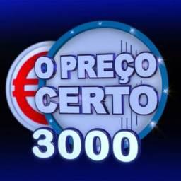 """""""O Preço Certo – 3000"""" fez a TVI e SIC """"patinar"""""""