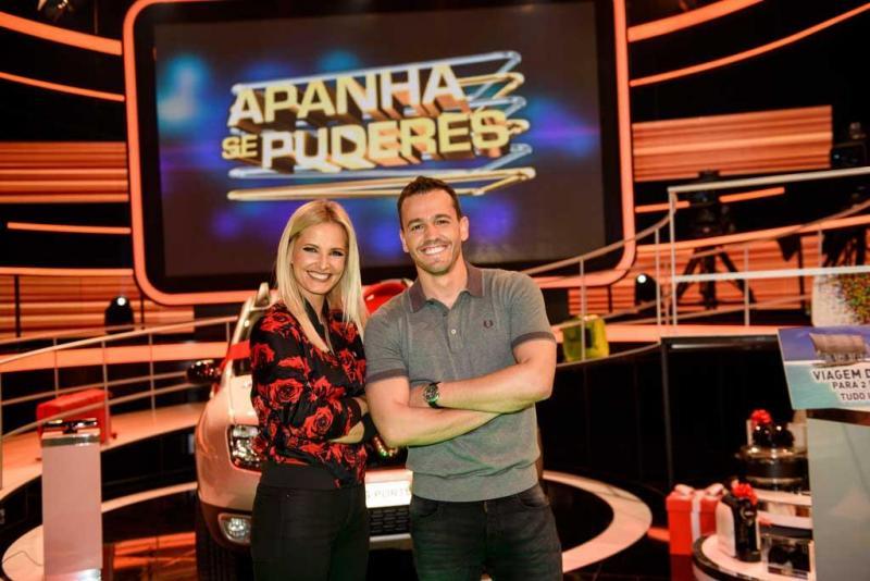 "RTP satiriza ""Apanha Se Puderes"" da TVI … ""Acalma-te Se Puderes"" | COM 2VÍDEOS"
