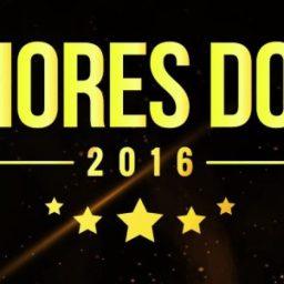 Os Melhores do Ano 2016 – Os Vencedores e as percentagens