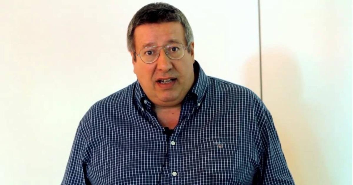 Manuel Serrão parte mesa de estúdio da TVI   COMVÍDEO!