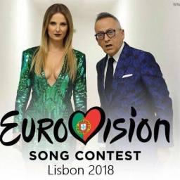 Eurovisão da Canção 2018: Portugueses querem dupla da TVI na RTP1