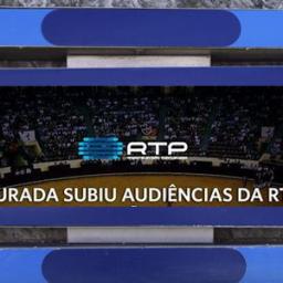 Tourada faz RTP1 subir nas audiências