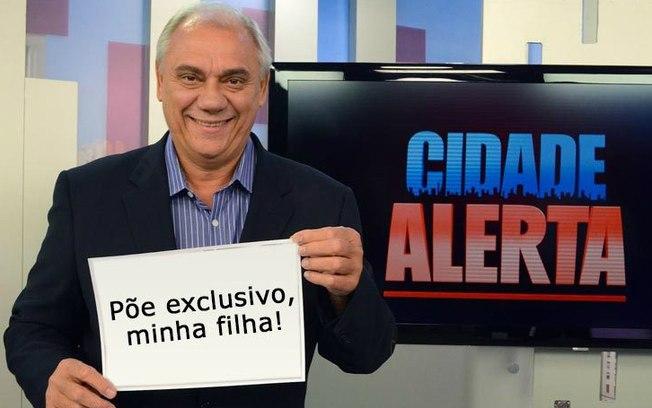 Marcelo Rezende: brasileiros chocados e revoltados com RecordTV