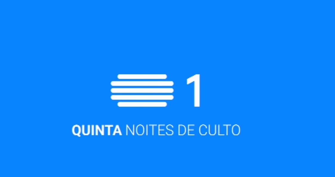 """""""Quinta Noite de Culto naRTP1"""""""