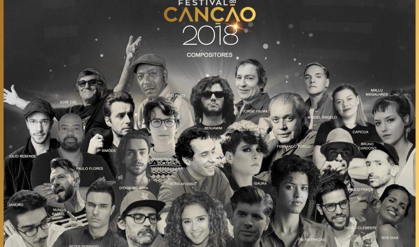 Última Hora: Festival RTP da Canção2018