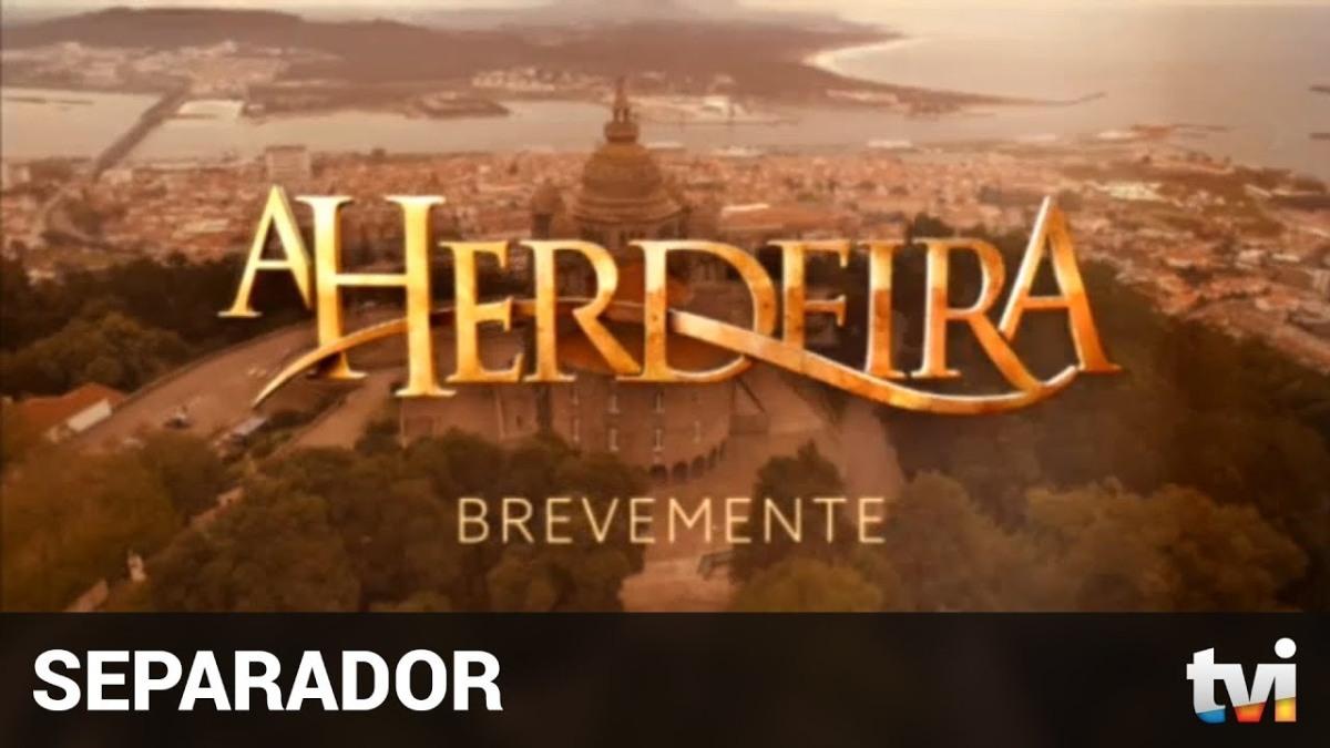 """""""A Herdeira"""": """"Despacito"""" será o tema de abertura da novela daTVI"""