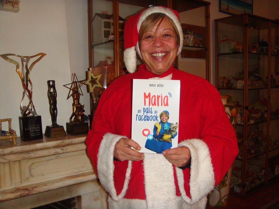 Maria Vieira sugere a prenda ideal nesteNatal!