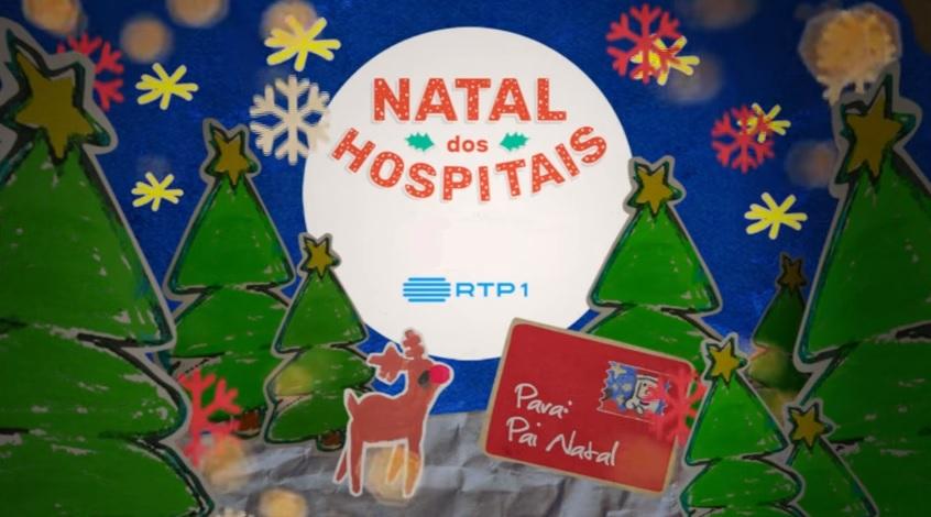 """""""Natal dos Hospitais"""" com pouca audiência esteano!"""