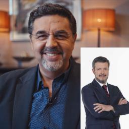 Bronca: Bruno Santos (TVI) arrasa Malato (RTP1)