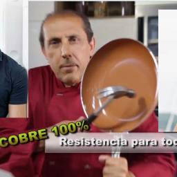 Ruben Boa Nova revoltado com a Frigideira Master Copper | COM VÍDEO!