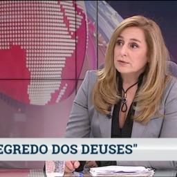 Alexandra Borges: jornalista da TVI vê ser criada Petição Pública