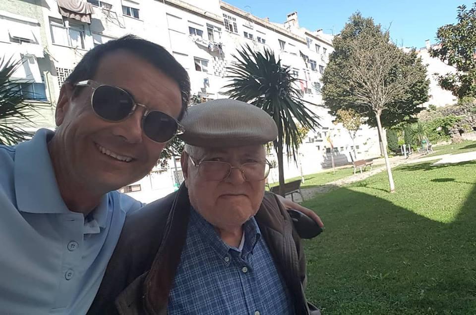 Jorge Gabriel: pai do apresentador fica ao cuidado da Santa Casa daMisericórdia