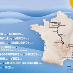 Ciclismo: 76ª Edição Paris-Nice na RTP