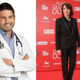 """Gabriela Sobral muito satisfeita com o programa """"Dr. Saúde"""""""
