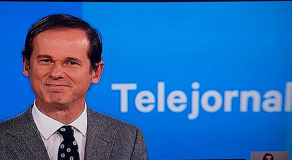 Telejornal da RTP, venceu Jornal das 8 daTVI