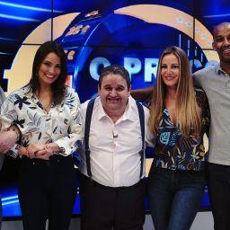 Fernando Mendes continua a vencer Rita Pereira/Pedro Teixeira e Diana Chaves