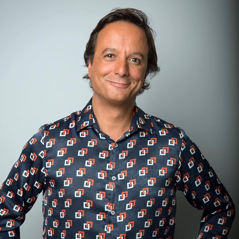 José Pedro Vasconcelos passa para as sextas-feiras, ànoite