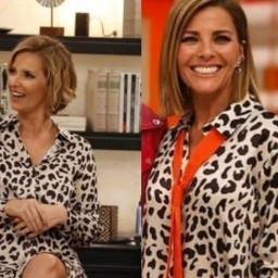 Vestido Igual: Cristina Ferreira reage ao vestido de Sónia Araújo