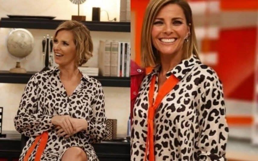Vestido Igual: Cristina Ferreira reage ao vestido de SóniaAraújo