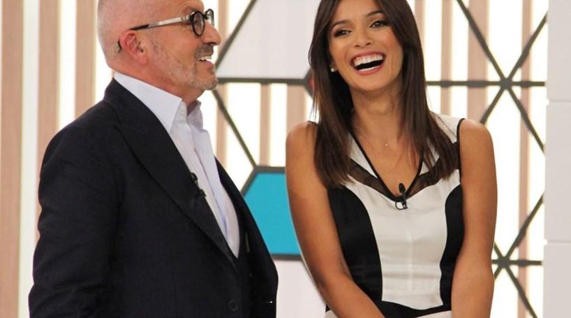 """""""Você na TV"""" chegou, ontem, à liderança, vencendo Cristina Ferreira na últimaparte"""