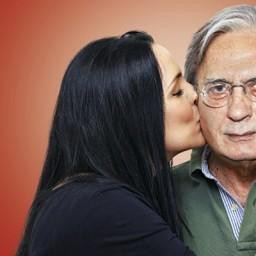 Marta Cruz deixa mensagem ao pai, Carlos Cruz