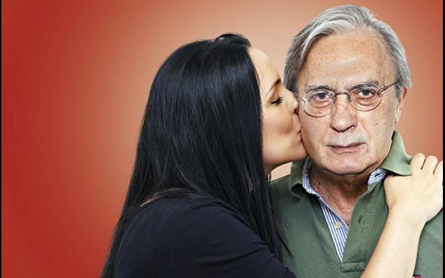 Marta Cruz deixa mensagem ao pai, CarlosCruz