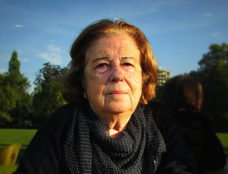 """Catarina Avelar: """"Agora, de repente, descobriram-me aos 80 anos. Estou com imensotrabalho"""""""