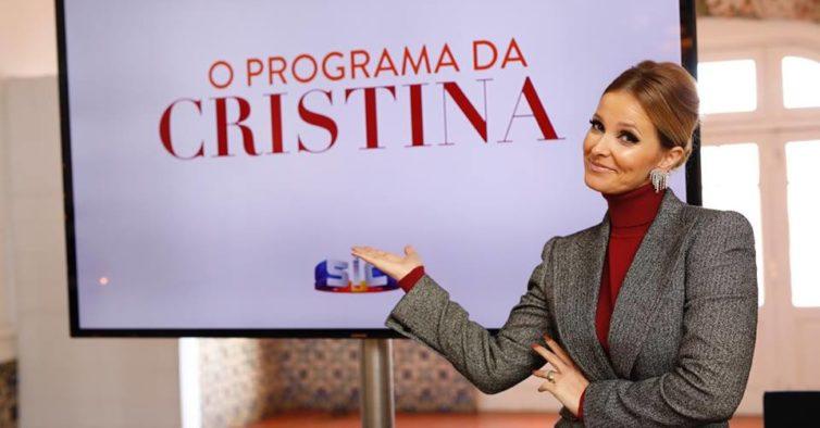 Cristina Ferreira registou a sua pior audiência desde a sua estreia naSIC