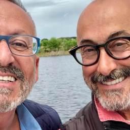 Goucha reage às críticas do marido à TVI
