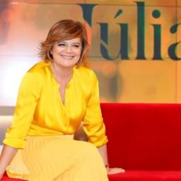 Júlia Pinheiro estoira nas audiências e regista valor nunca antes alcançado!