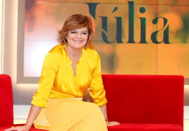 Júlia Pinheiro estoira nas audiências e regista valor nunca antesalcançado!